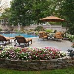 Stunning Outdoor Pool Landscaping Designs 25